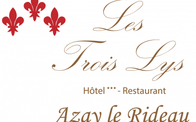 Hôtel Les Trois Lys – Azay le Rideau – Proche du château